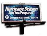 Hurricane season begins June 1st. Are you prepared?