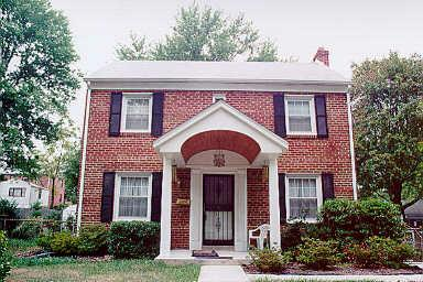 Colonial in Forest Estates - Silver Spring
