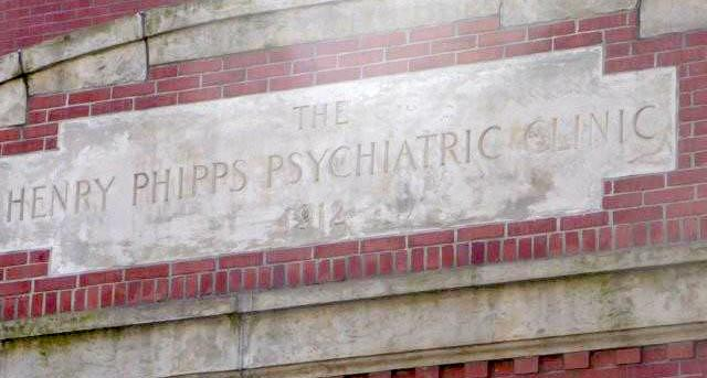 Phipps Psychiatric Clinic building