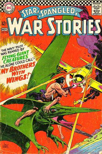 War Stories Comic Book Cover