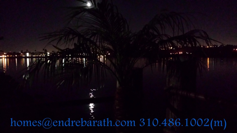 ocean view homes in Marina Del Rey, Endre Barath