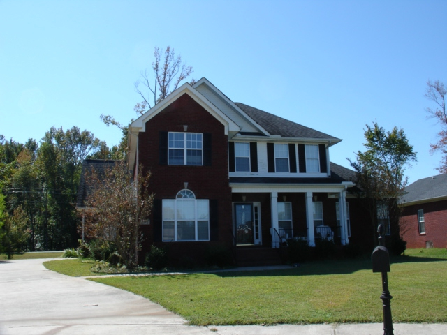 Indian Creek Cove Subdivision, Huntsville Alabama, 35806