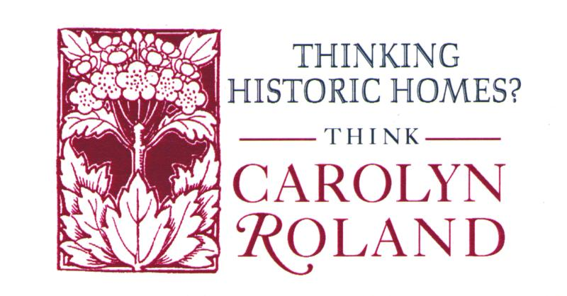 Historic homes logo