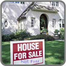 House for Sale - NOT Free!