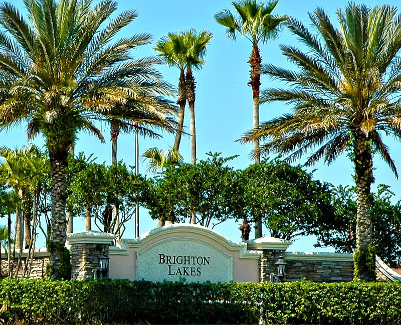 Brighton Lakes Kissimmee Florida Homes For Sale