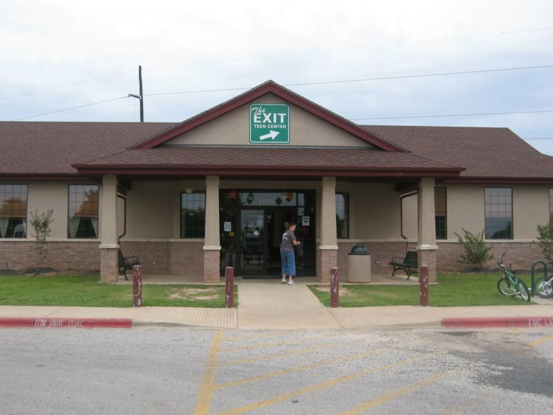 Exit Teen Center 7