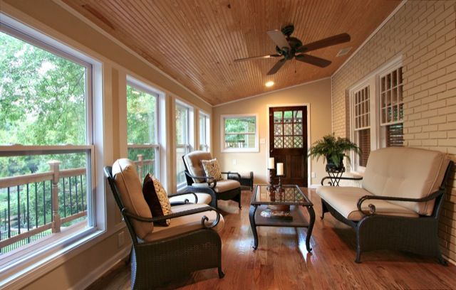 virginia highlands house staging