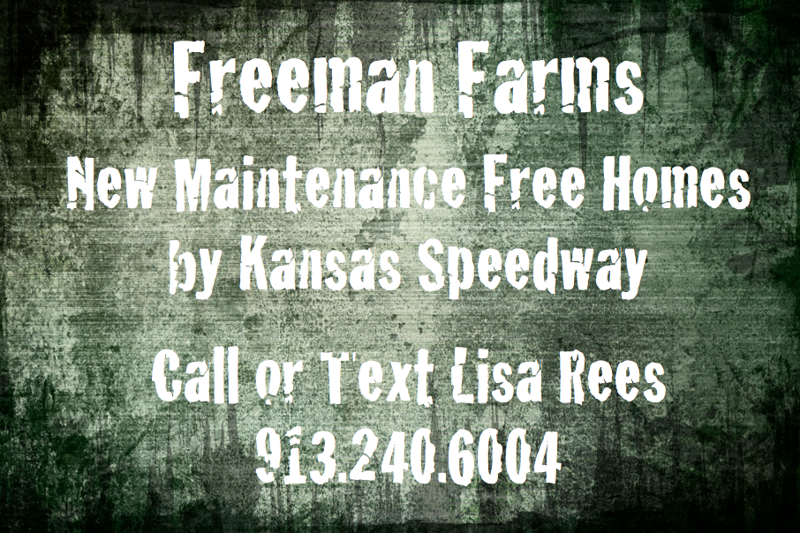 Freeman Farms Homes