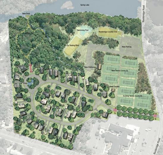 Forest Acres, SC Homes for Sale - Rockbridge Village