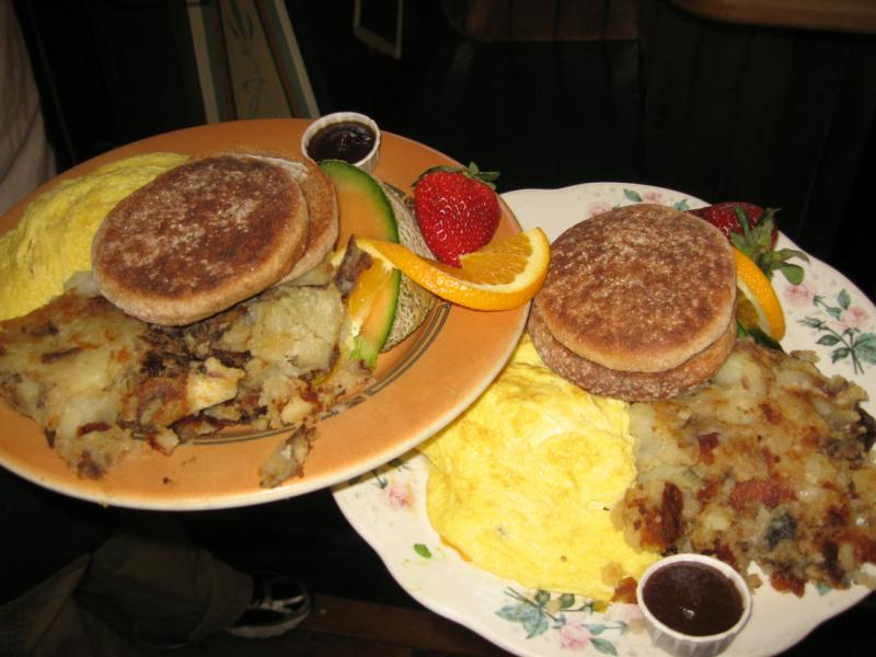 Costa Mesa Omelette Parlor Omelettes