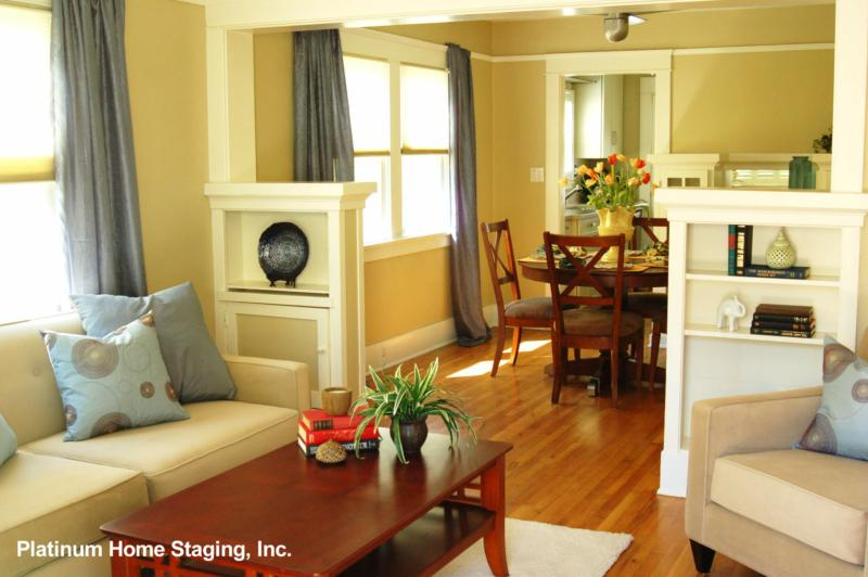 700 Square Feet Of Wow Platinum Home Staging 39 S Blog