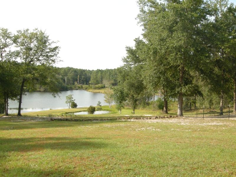 Crestview Horse property