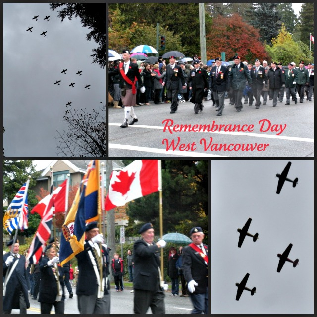 Remembrance Day West Vancouver
