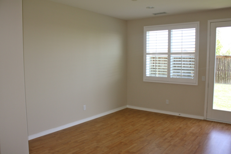 Vacant Murrieta Dining Room