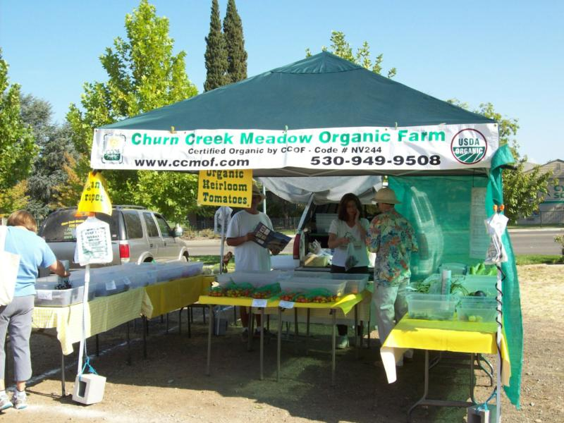 Churn Creek Organic Farms