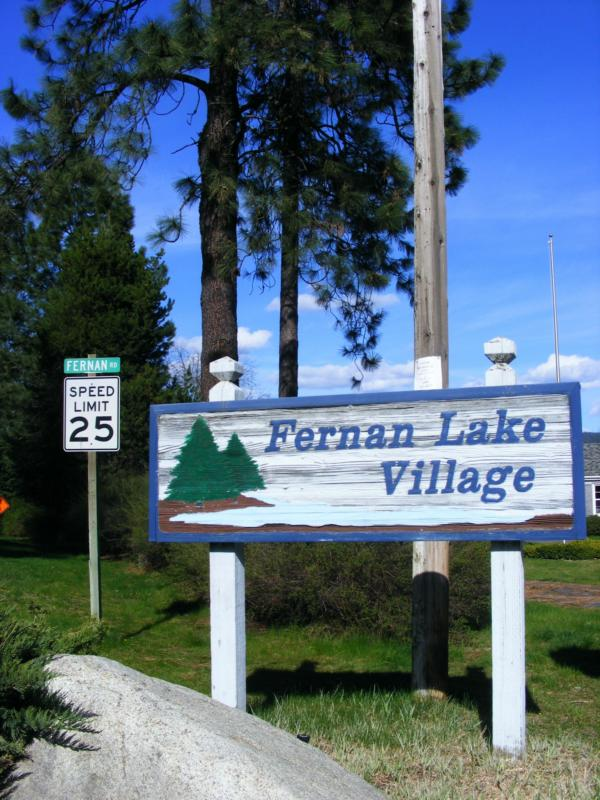 Fernan Lake Village