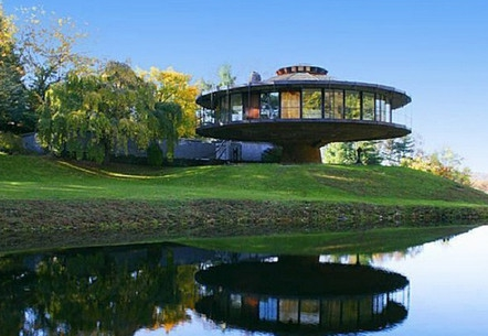 10 Unique, One-Of-A-Kind Homes - Very Cool!