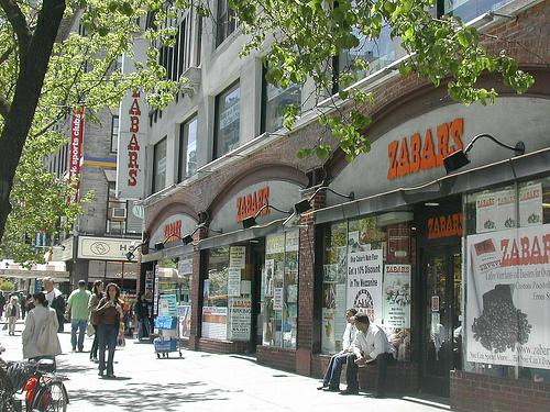 Zabars, Broadway, Upper West Side