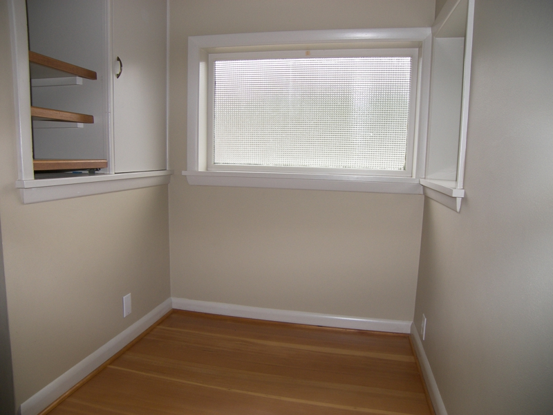Nook before Home Staging