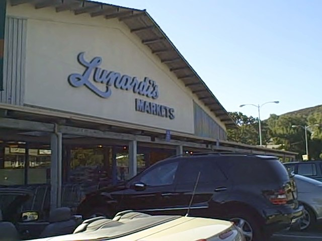Lunardi's Grocery Store, Carlmont Shopping Center