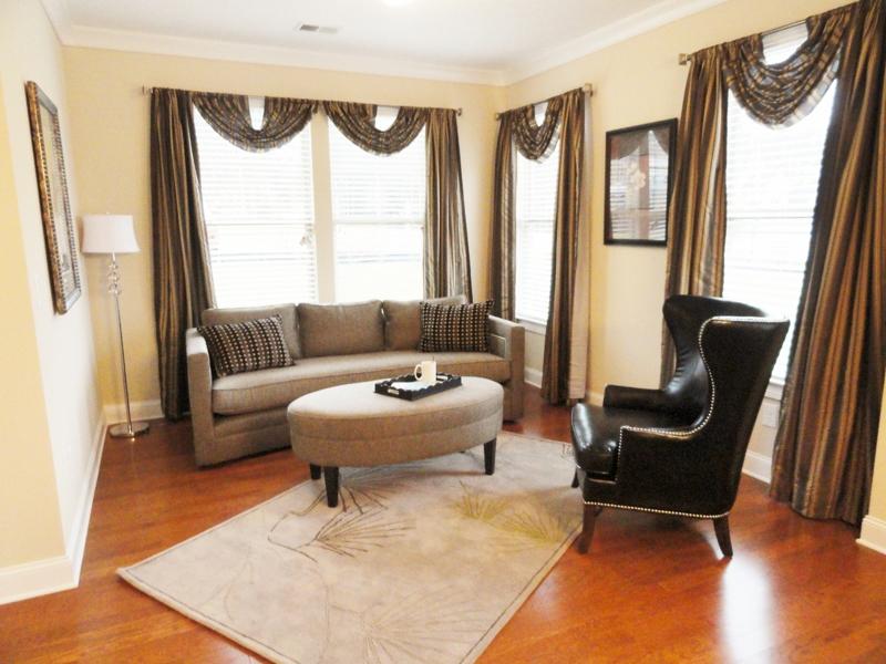 Clarimont Sitting Room