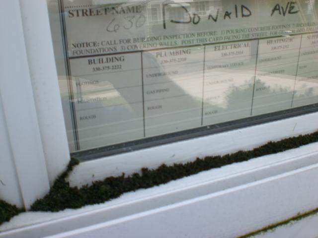 The Sideways Windows What