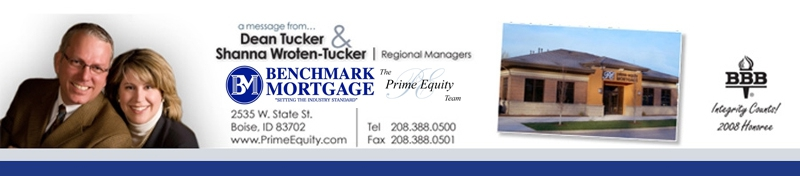 Benchmark Mortgage Boise Idaho