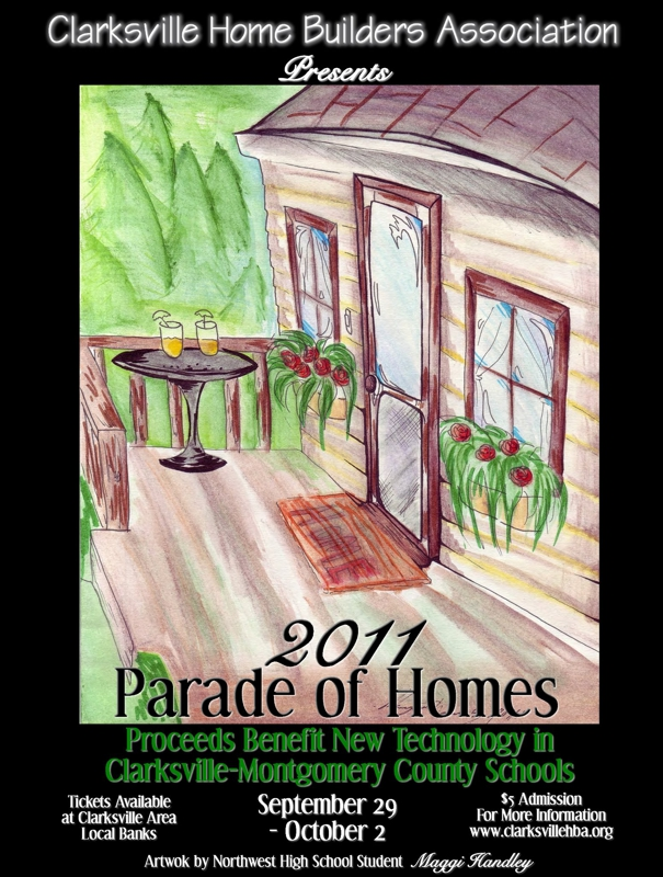 Clarksville TN Real Estate Parade of Homes
