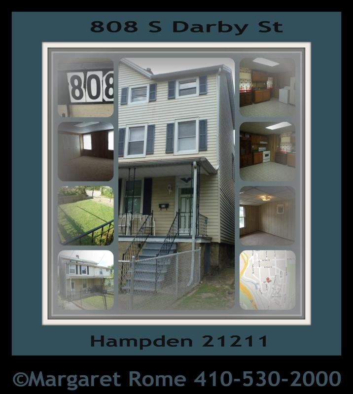 808 S Darby St Hampden 21211