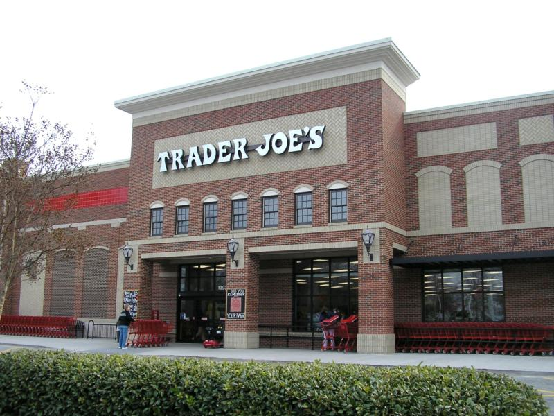 Cary and Chapel Hill Trader Joes Organic Grocery Shopping in the Triangle