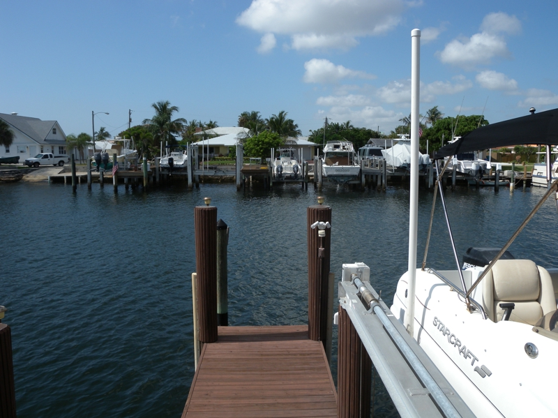deep water dock boynton beach intracoastal
