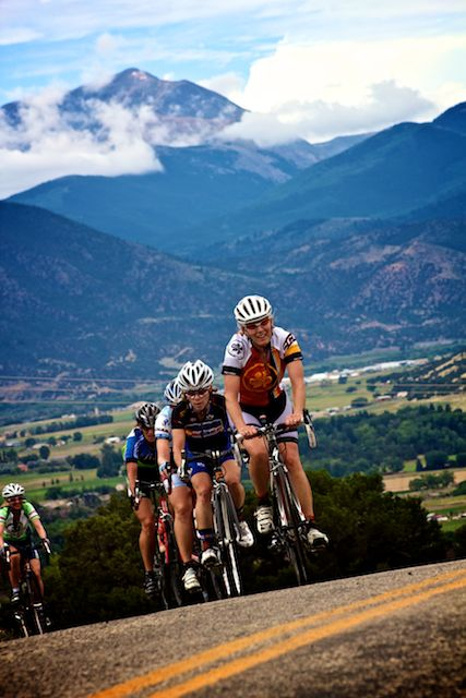 Salida Colorado Bicycle Races