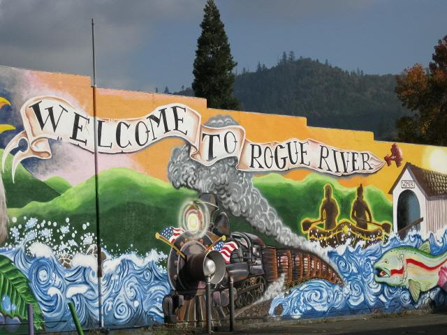 Rogue River City
