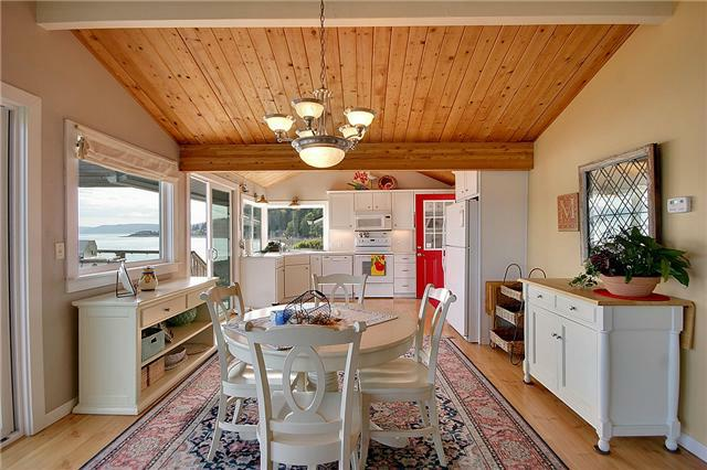 North Shore Hood Canal waterfront Home for sale