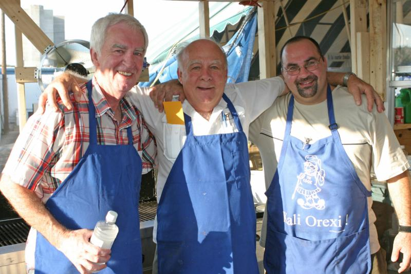 John, Dean & Marios, Great Greek chefs