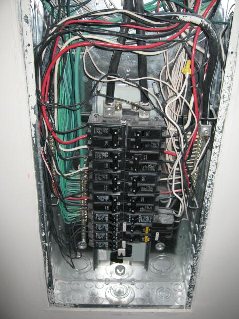 on new construction what a good and a not so good panel should look rh activerain com