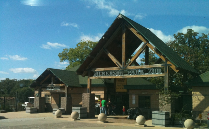 Dickerson park zoo coupons