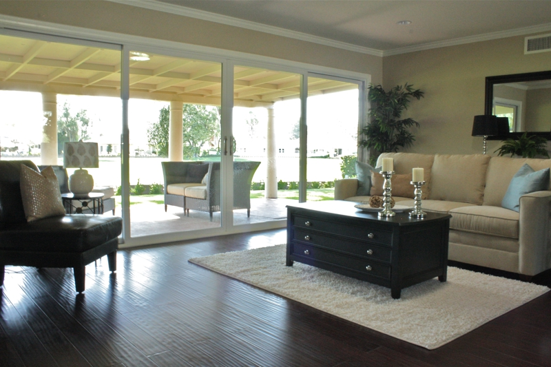 Home Staging San Marcos Living Room