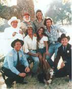 """Dukes of Hazard"" Cast"