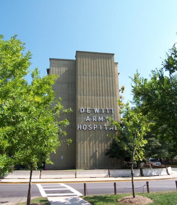 DeWitt Army Hospital-Fort Belvoir