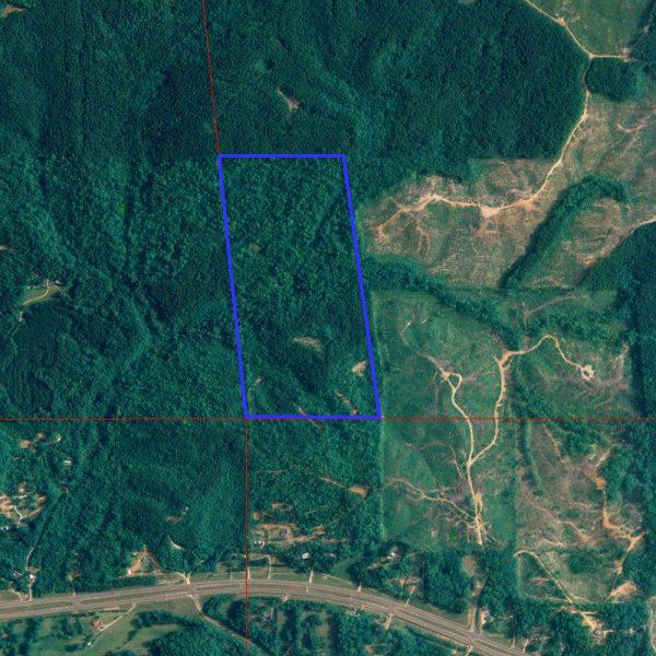 Maps Every Land Buyer Needs To Evaluate Rural Properties - Hunting aerial maps