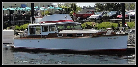 Olympia Wooden Boat Fair