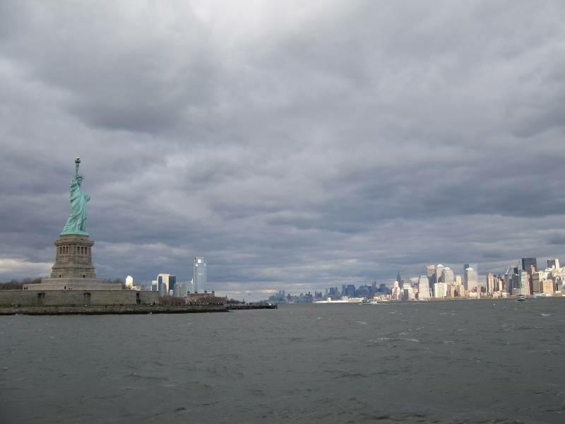 Statue of Liberty & NYC