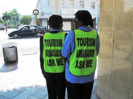 Ambassadors of tourism