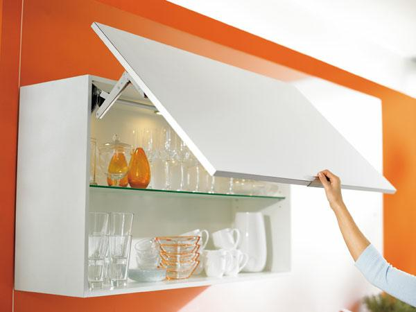 Lift Up Doors For Your Kitchen Cabinets