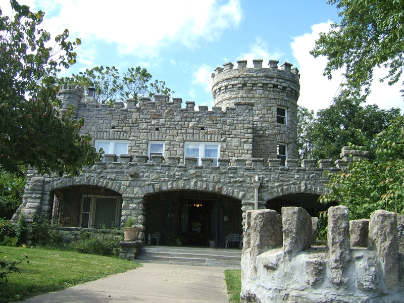 Old NE Kansas City castle for sale