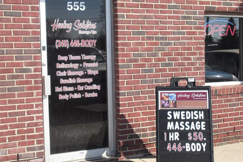 massages South Lyon MI - Body waxing South Lyon MI
