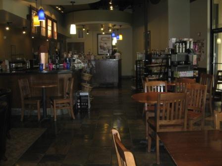 Bridle Trails Neighborhood Tully's Coffeehouse Kirkland, WA