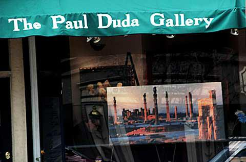 Paul Duda Gallery - Brecksville, Ohio