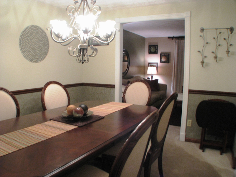Homes for sale in Reynoldsburg Ohio, Dining Room Photo